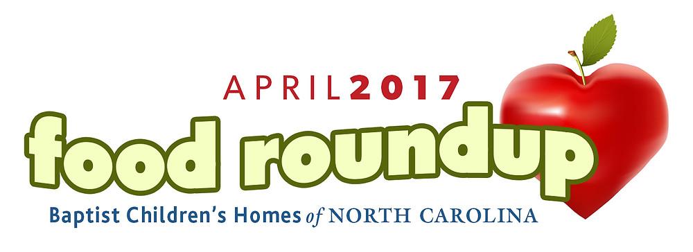 Food Roundup 2017 Logo