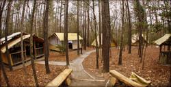 Cameron Boys Camp Campsite