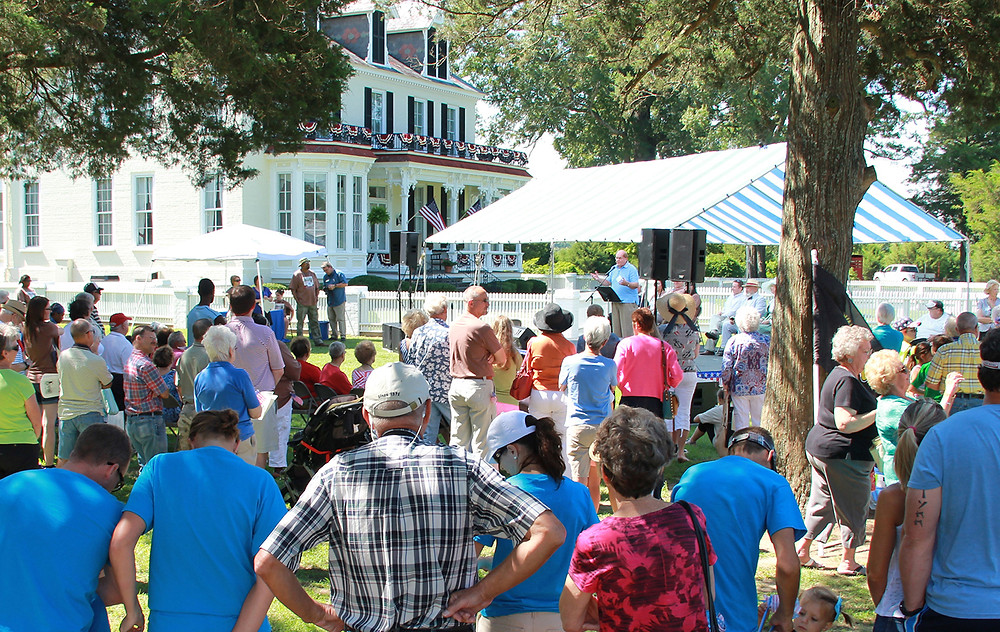 Kennedy Home in Kinston, NC celebrates Centennial