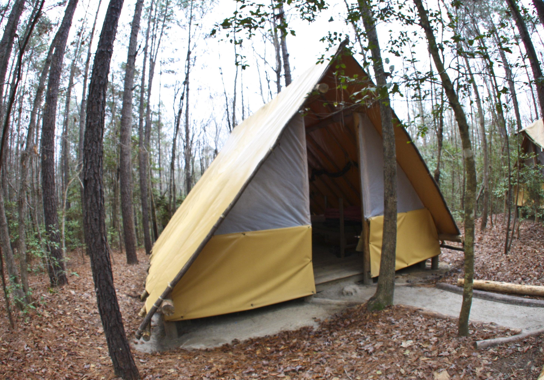 Cameron Boys Camp Tent
