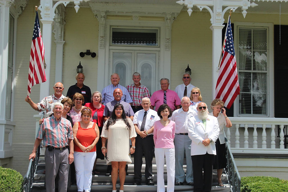 Baptist Children's Homes Alumni of Kennedy home in Kinston reminisce at homecomming