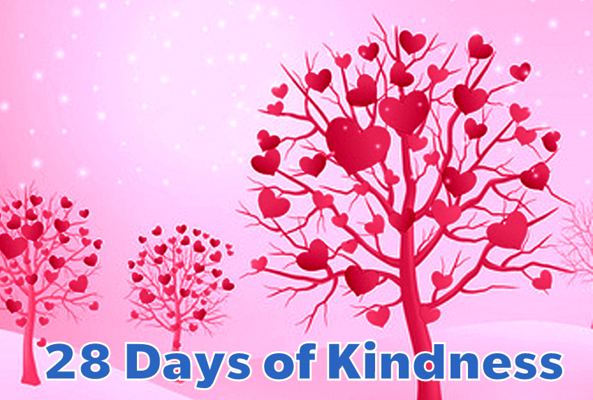 Baptist Children's Homes of North Carolina launches social media campaign 28 days of kindess