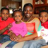 Kennedy Home offers family care for single mothers and their children