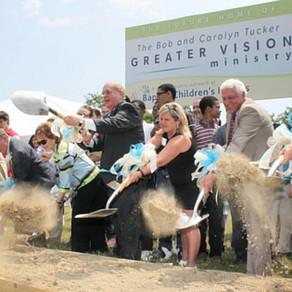 Baptist Children's Homes Breaks Ground on New Community Outreach Center