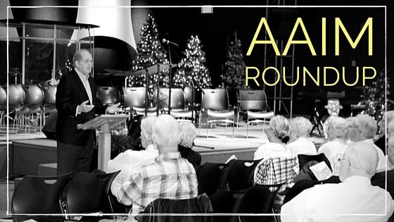 AAIM Roundup