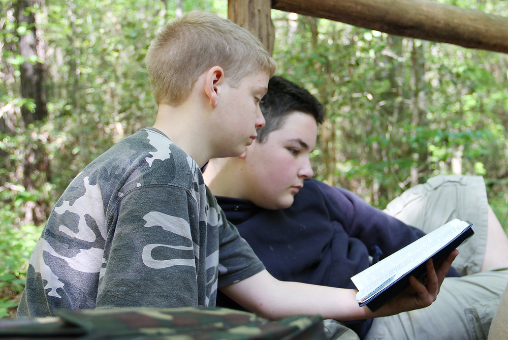 Cameron Boys Camp is located on 902 wooded acres near Southern Pines.