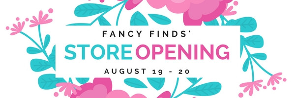 Fancy Finds store opening