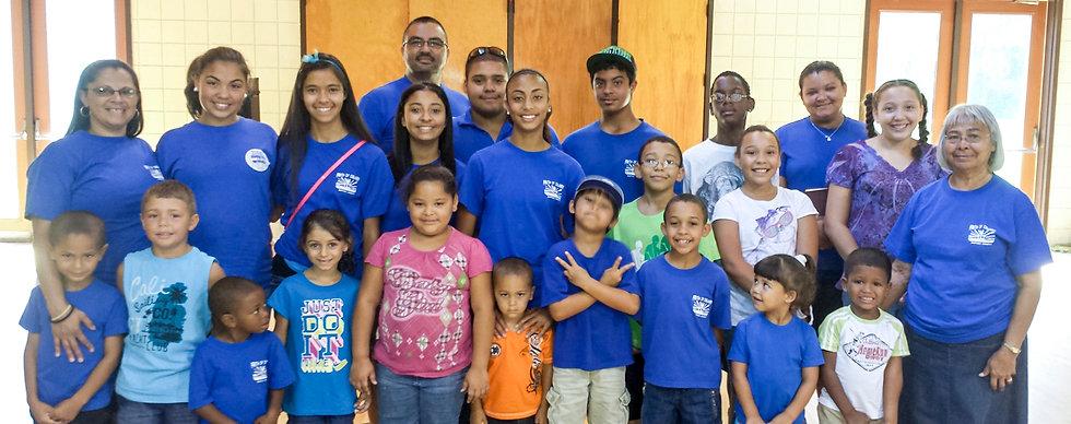 Volunteers are essential at Odum Home