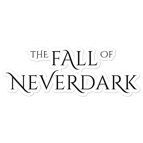 The Fall of Neverdark sticker
