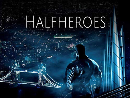 Paperback version of Halfheroes, (the sequel to The Children of the Deterrent) - Now available :)