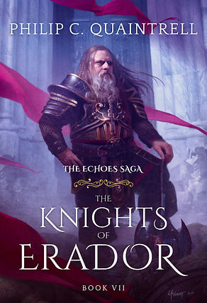 7 - The Knights of Erador - ebook cover.