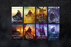Echoes Saga Signed Books