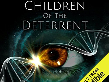 Paperback Children of the Deterrent now available :)