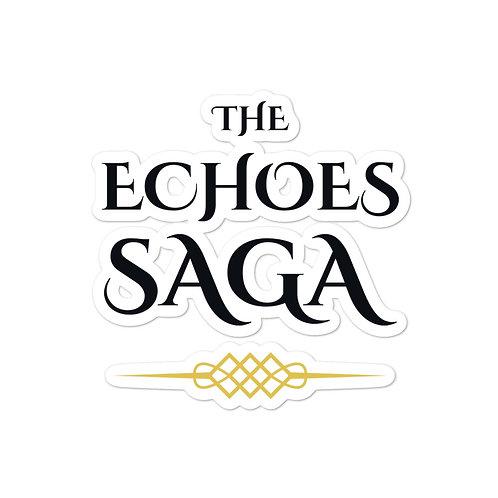 The Echoes Saga sticker