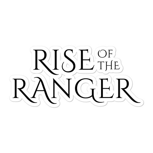 Rise of the Ranger sticker