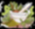 Bol-poudres-plantes AMBROISE SAVONNERIE