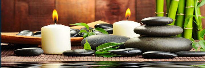 Galets pour massage aux huiles solides