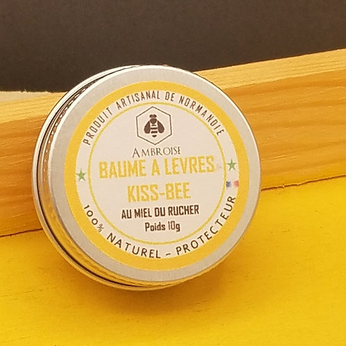 Kiss-bee lip balm, with honey for pretty lips