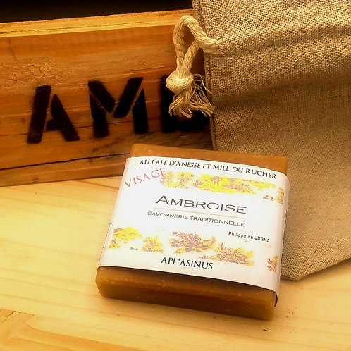 With donkey milk and honey from the apiary | Api'Asinus