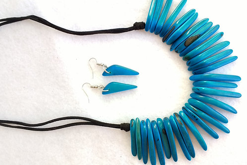 Tagua Necklace and Set