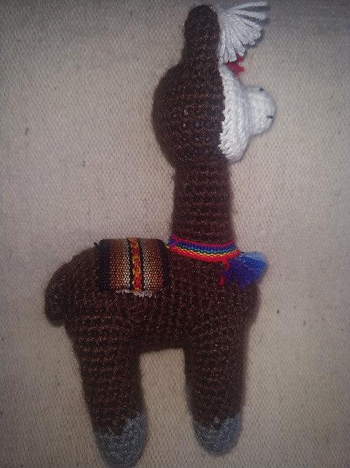 Alpaca Stuffie