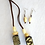 Thumbnail: Tagua Necklace and Earring Set