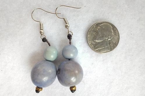 Palm Berry Earrings
