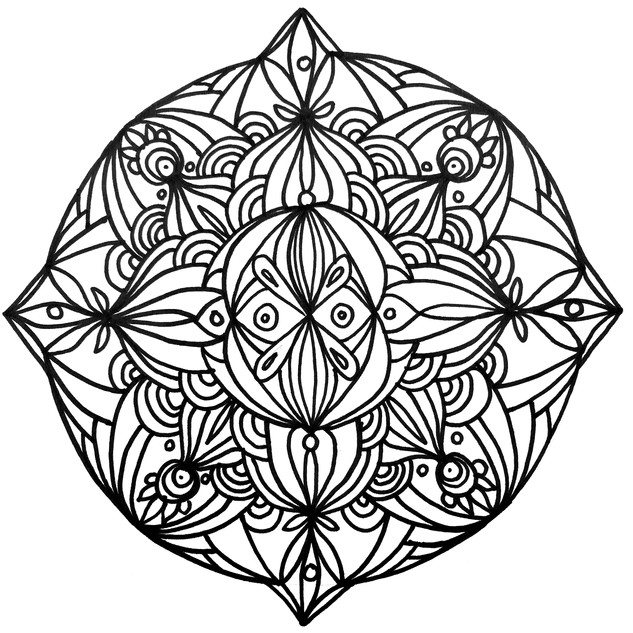 Mandala 3 -Love