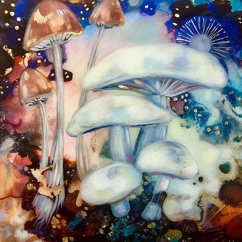 Mushroom Magic- SOLD