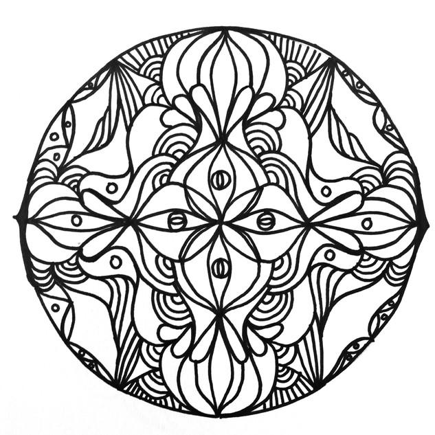 Mandala 1- Trust