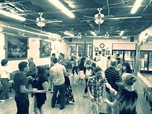 Group Class at Yaple's Ballroom - Swing