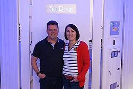 Zori und Ernst Tanner, Inhaber BluZone