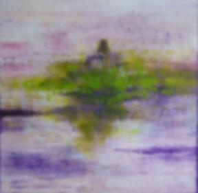 Christa Shana Ebling, Acrylbild Nr. 10