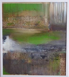 Christa Shana Ebling, Acrylbild Nr. 12