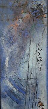Christa Shana Ebling, Acrylbild Nr. 15