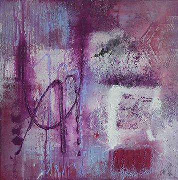 Christa Shana Ebling, Acrylbild Nr. 5