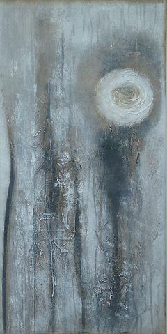 Christa Shana Ebling, Acrylbild Nr. 6
