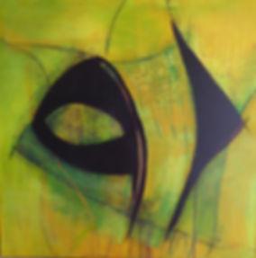Christa Shana Ebling, Acrylbild Nr. 3