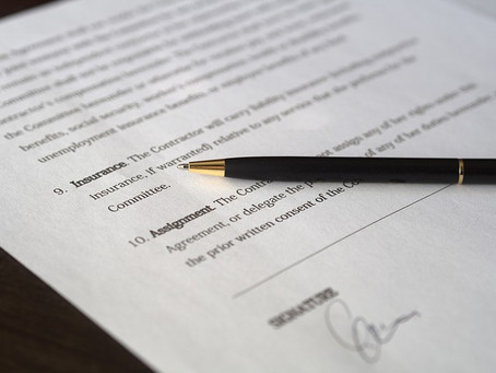 How to Secure Your Business Through Contracts