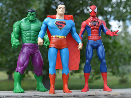Confessions of a Superhero – They Need Protection too!