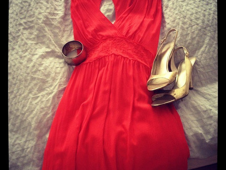 The Perfect Dress to go with Cartier's Love Bracelet – Trade Dress