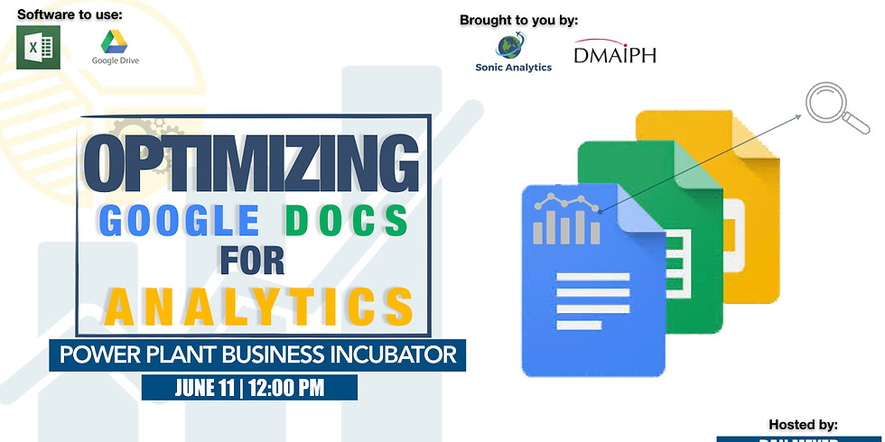 Optimizing Google Docs for Analytics