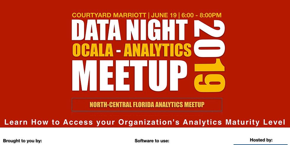 Data Night Ocala - Analytics Meet Up