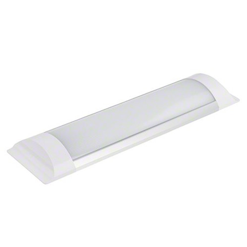 LUMINARIA DE LEDS LINEAL DE SUPERFICIE 600MM 20W 1800LM 30.000H