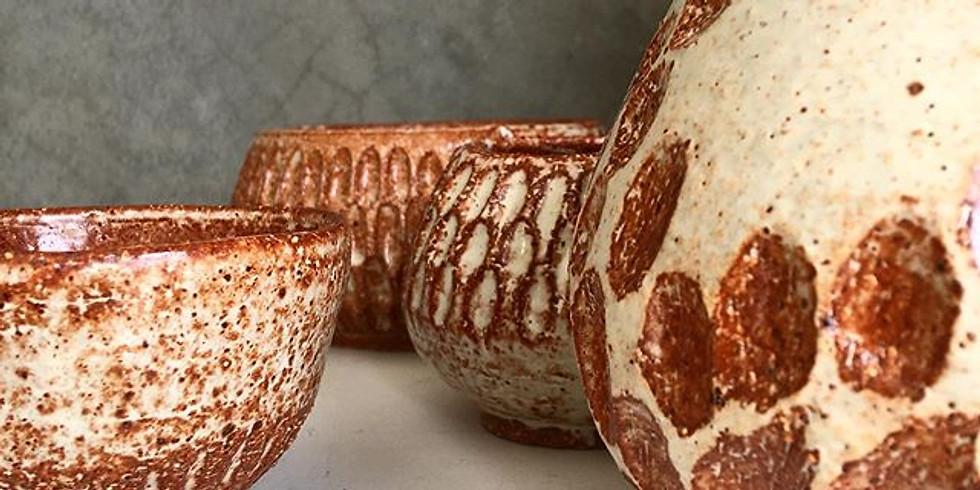 Ceramics Intermediate  Monday Term 4