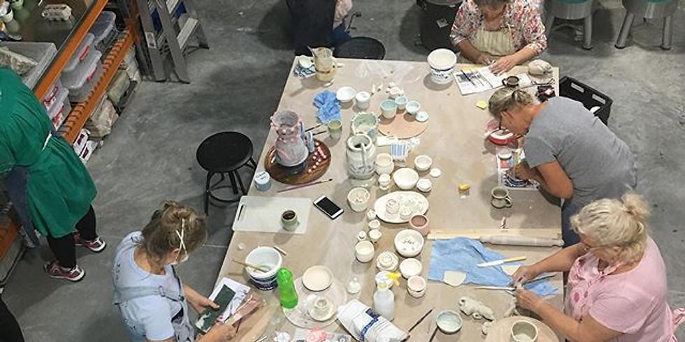Ceramics for Newbies Term 3