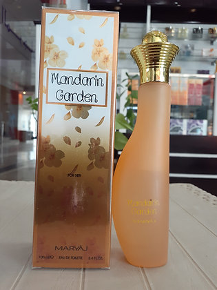 Mandarin Garden EDT 100ml - Women (Dumar)
