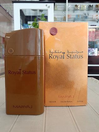 Royal Status EDP 100ml - Men(Rag)