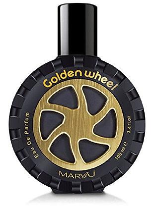 Golden Wheel EDP Spray 100ml - Men  (Rag)