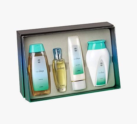 Raindrops Gift Set - Women (Dumar)